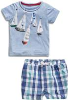 Little Maven Summer Baby Boys 2pcs Short sleeve t-shirt Short pants clothing set