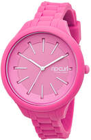 Rip Curl Horizon Silicone Watch Pink