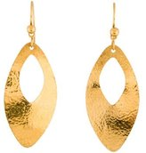 Gurhan Hammered Drop Earrings