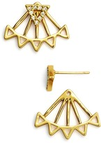 Rebecca Minkoff Triangle Ear Jackets
