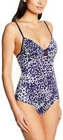Palmers Women's Swimsuit - Blue -