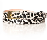 A Pea in the Pod Isabella Oliver Dalmation Spot Belt