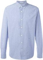 Closed plain shirt - men - Cotton - S