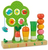 Vilac Learn to Count Vegetables Game