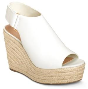 Aerosoles Martha Stewart Hillside Wedge Sandals Women's Shoes