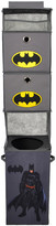 Modern Littles Batman Closet Hanging Organizer