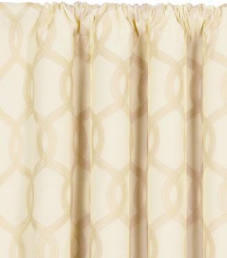 "Eastern Accents Gresham Rod Pocket Curtain Panel, 108""L"