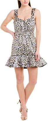 Jonathan Simkhai Jacquard Mini Dress