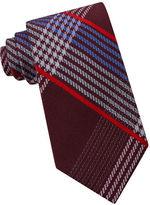 MICHAEL Michael Kors Tracks Plaid Silk Tie