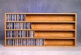 Christian Dior Wood Shed Solid Oak Wall or Shelf Mount Cabinet Honey Oak