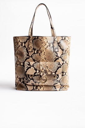Zadig & Voltaire Kate Shopper Wild Bag