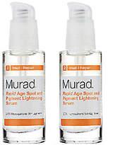 Murad Rapid Age Spot & Pigment Lightening Serum Duo