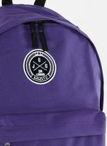 Jog On Purple Backpack*