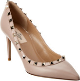 Valentino Rockstud 85 Leather Pump
