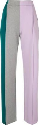 Maison Mihara Yasuhiro Colour-Block Track Pants