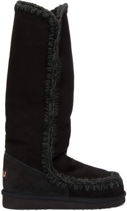 Mou Black Eskimo 40 Boots
