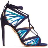 Aquazzura X Farfetch Very Holli sandals