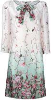 Antonio Marras printed shirt dress - women - Silk/Cupro - 42