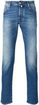Jacob Cohen regular fit jeans - men - Cotton/Spandex/Elastane - 32