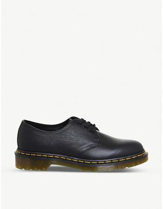 Dr. Martens 3-eyelet leather shoes
