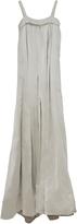 Marina Moscone Long Linen Tunic