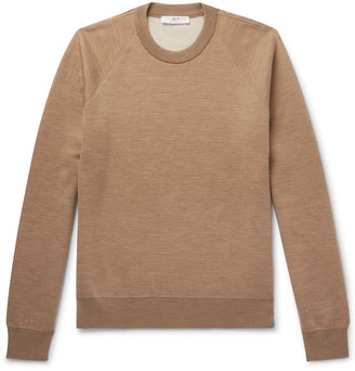 Mr P. Double-Faced Knitted Sweater