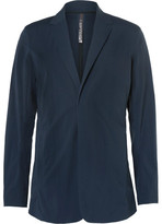 Arcteryx Veilance Arc'teryx Veilance - Blue Lt Slim-fit Water-resistant Stretch-shell Blazer