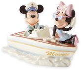 Lenox Disney Porcelain Cruising the Waves with Minnie Figurine