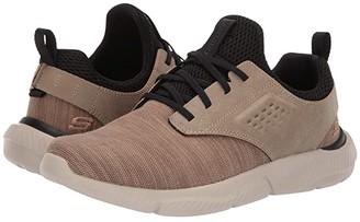 Skechers Ingram - Marner (Navy) Men's Lace up casual Shoes