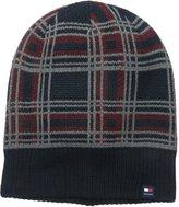 Tommy Hilfiger Men's Tartania Slouch Hat
