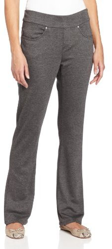 Lee Women's Natural Fit Pull On Demi Pant Barely Bootcut