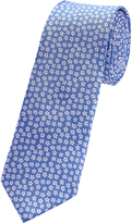Oxford Silk Tie Floral