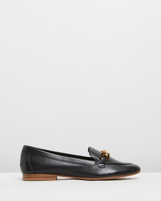 Aldo Gwaulith Leather Loafers