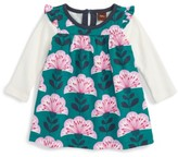 Tea Collection Infant Girl's Double Decker Dress