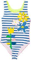 Stella McCartney Molly swimsuit - kids - Polyamide/Spandex/Elastane - 14 yrs