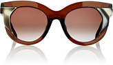 "Thierry Lasry Women's ""Slutty"" Sunglasses-BROWN, NO COLOR"