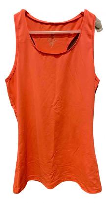Sweaty Betty Orange Polyester Tops