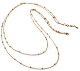 Amrita Singh Lismore Double Chain Necklace