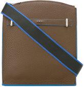 Furla small messenger bag - men - Leather - One Size