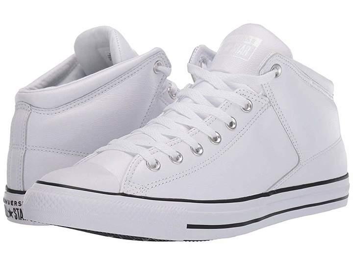 Converse Chuck Taylor(r) All Star(r) Hi Street Leather