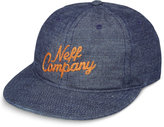 Neff Men's Two Point Oh Cotton Embroidered-Logo Cap