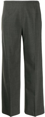 Piazza Sempione Cropped Flared Trousers