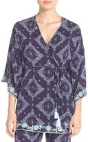 Make + Model Summer Daze Kimono Robe