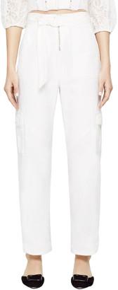 Jonathan Simkhai Classic Denim Cargo Jeans