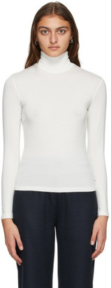 MAX MARA LEISURE White Fresis Turtleneck