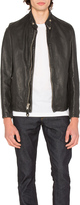 Schott Vintaged Cafe Moto Jacket