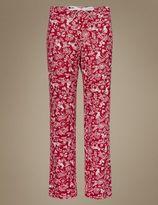 Marks and Spencer Woodland Straight Pyjama Bottoms
