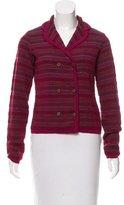 Piazza Sempione Wool Knit Jacket