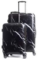 CalPak Astyll 22-Inch & 30-Inch Spinner Luggage Set - Black