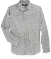 American Rag Men's Maurice Dot-Print Long-Sleeve Shirt, Only at Macy's